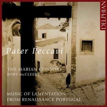 Cover Pater peccavi: Music of Lamentation from Renaissance Portugal