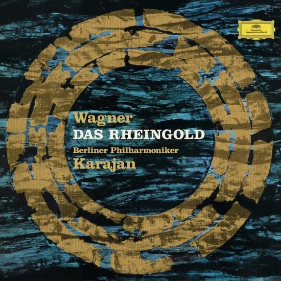 Cover Wagner: Der Ring des Nibelungen 2 - Das Rheingold (Remaster)