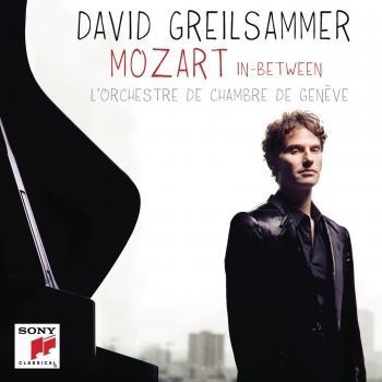 Cover Mozart In-Between