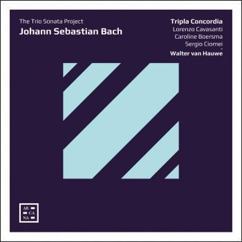 Cover Bach: The Trio Sonata Project