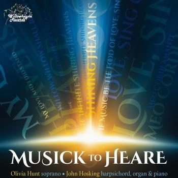 Cover Musick to Heare
