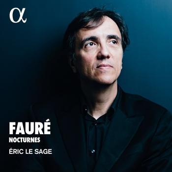 Cover Fauré: Nocturnes