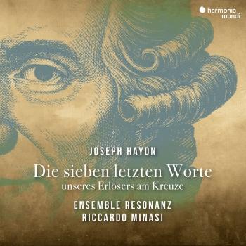 Cover Haydn: Die sieben letzten Worte unseres Erlösers am Kreuze