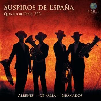 Cover Suspiros de España