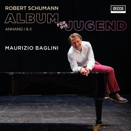 Cover Album Für Die Jugend, op.68 - Zweite Abteilung - Anhang I & II