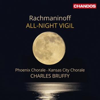 Cover Rachmaninoff: All-Night Vigil, Op. 37 'Vespers'