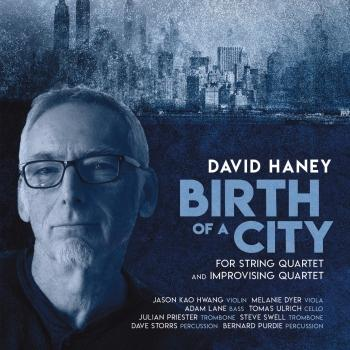 Cover Birth of a City