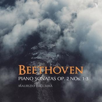 Cover Beethoven: Piano Sonatas, Op. 2 Nos. 1-3