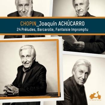 Cover Chopin-Joaquín Achúcarro