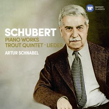 Cover Schubert: Piano Works, Trout Quintet, Lieder (Remastered)