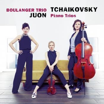 Cover Juon, Tchaikovsky: Piano Trios