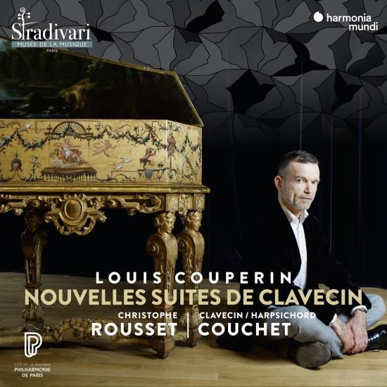 Cover Louis Couperin: Nouvelles Suites de clavecin
