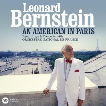 Cover Leonard Bernstein - An American in Paris (Remastered)