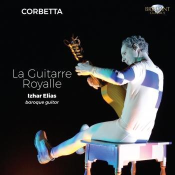 Cover Corbetta: La guitarre royalle