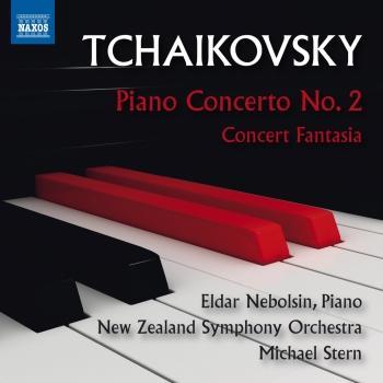 Cover Tchaikovsky: Piano Concerto No. 2 & Concert Fantasia