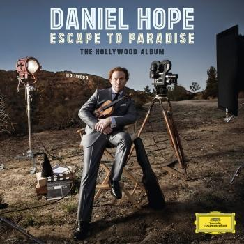 Cover Escape To Paradise - The Hollywood Album