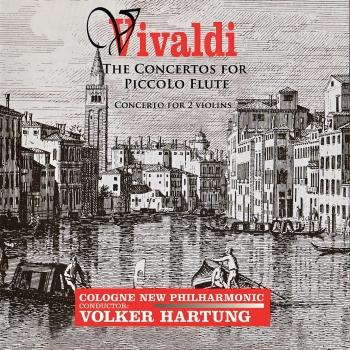 Cover Vivaldi: The Concertos for Piccolo