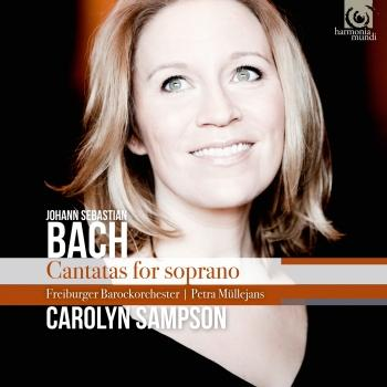 Cover Bach: Cantatas for soprano