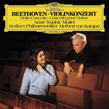 Cover Beethoven: Violin Concerto Op.61