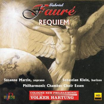 Cover Fauré: Requiem in D Minor, Op. 48