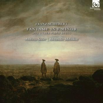 Cover Schubert: Fantasie in F Minor and Other Piano Duets