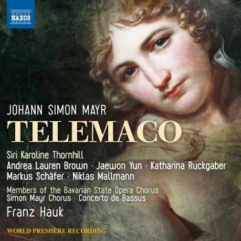 Cover Mayr: Telemaco