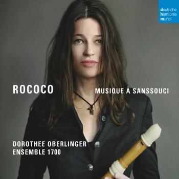 Cover Rococo - Musique à Sanssouci