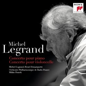 Cover Concerto pour piano, Concerto pour violoncelle