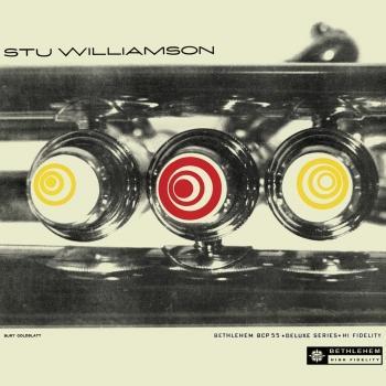 Cover Stu Williamson (Remastered 2014)