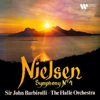 Cover Nielsen: Symphony No. 4, Op. 29 'The Inextinguishable' (Remastered)