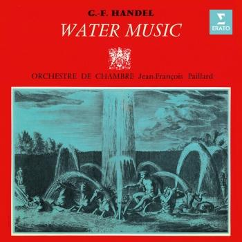 Cover Handel: Water Music (Remastered)