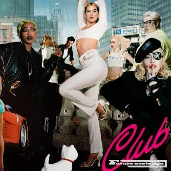 Cover Club Future Nostalgia (DJ Mix)