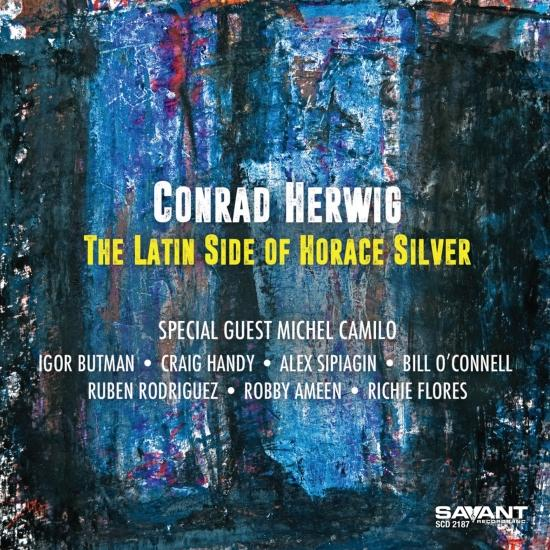 Cover The Latin Side of Horace Silver