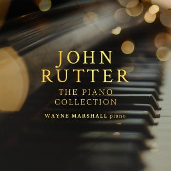Cover Rutter: The Piano Collection