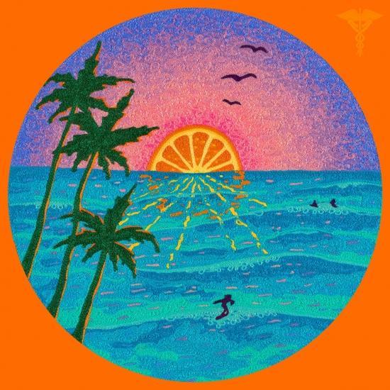Cover Jazz Dispensary: Orange Sunset