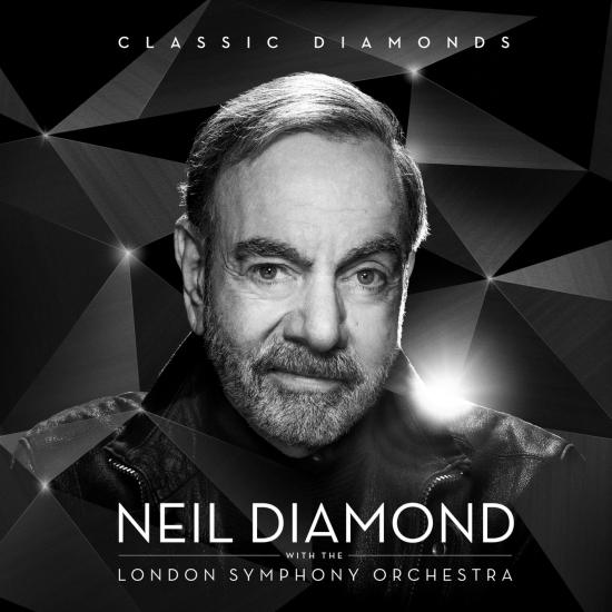 Cover Classic Diamonds With The London Symphony Orchestra