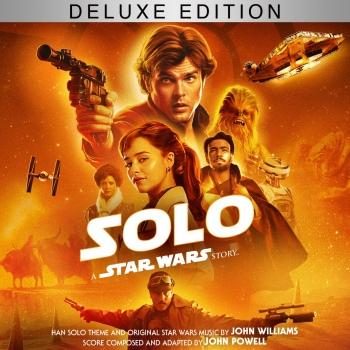 Cover Solo: A Star Wars Story (Original Motion Picture Soundtrack-Deluxe Edition)