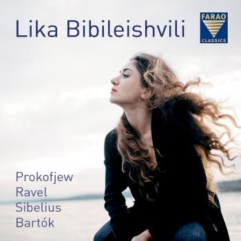 Cover Prokofjew, Ravel, Sibelius, Bartók: Piano Sonatas