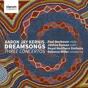 Cover Kernis: Dreamsongs - Three Concertos