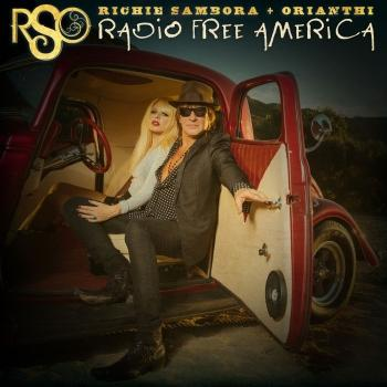 Cover Radio Free America