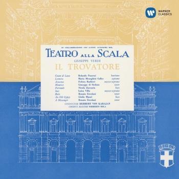 Cover Verdi: Il trovatore (1956 - Karajan) - Callas Remastered