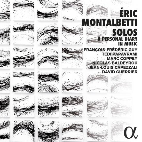 Cover Montalbetti: Solos, a Personal Diary in Music