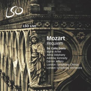 Cover Mozart: Requiem