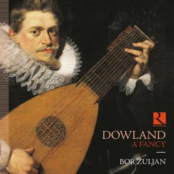 Cover Dowland: A Fancy