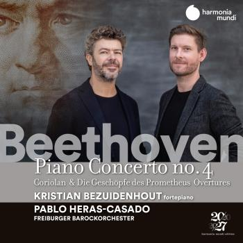 Cover Beethoven: Piano Concertos No. 4