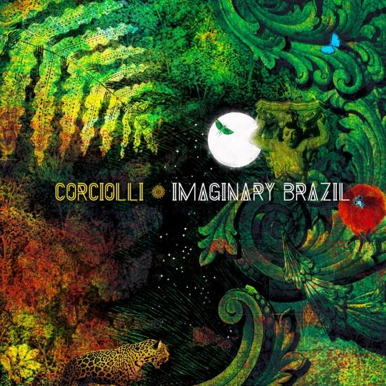 Cover Imaginary Brazil