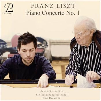 Cover Piano Concerto No. 1 in E-Flat Major, S. 124