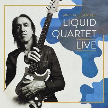 Cover Liquid Quartet Live