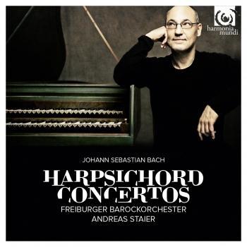Cover J. S. Bach: Harpsichord Concertos