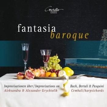 Cover Fantasia baroque
